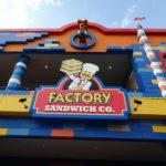 ファクトリー・サンドイッチ・カンパニーでデザートを食べてみた感想